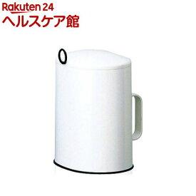 マーナ トイレポット W-072 ホワイト(1コ入)【マーナ】