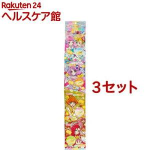 東ハト プリキュアスナック4連包 トロピカルバナナ味(10g*4袋入*3セット)【東ハト】