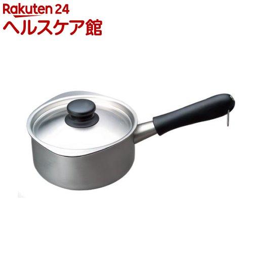 柳宗理 ミルクパン 蓋付 つや消し(1コ入)【柳宗理】
