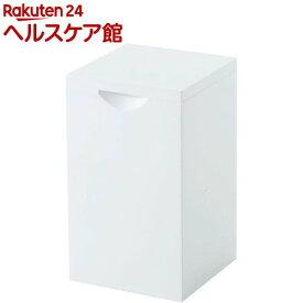 マーナ トイレケア トイレポット W-062 ホワイト(1コ入)【マーナ】
