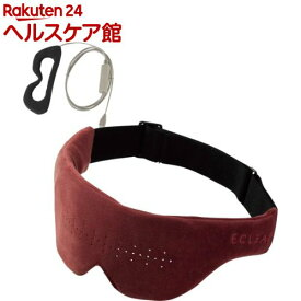 エレコム ホットアイマスク USB接続 温活 最大約40℃ 電熱ヒーター HCW-E01BR(1個)【エクリアwarm】