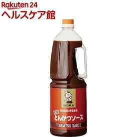 タカハシ 特別栽培の野菜使用 和風とんかつソース(1.8L)【タカハシソース】