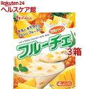 ハウス フルーチェ 甘熟パイン(200g*3箱セット)【フルーチェ】