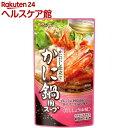 かに鍋用スープ(750g)