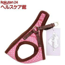 ウィッティガーデン WG水玉ソフト胴輪3S/ピンク(1コ入)【ウィッティガーデン】