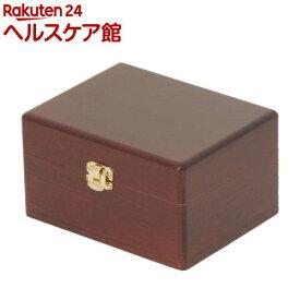 アロマアンドライフ エッセンシャルオイルボックス 12本収納(1コ入)【アロマアンドライフ】