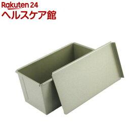 富士ホーロー ベイクウェアー 食パン焼型 1斤 57287(1コ入)【フジホーロー】