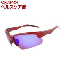 ナンバー スポーツサングラス Polarized Lens Model Metallic Red*Black(1コ入)【Number(ナンバー)】