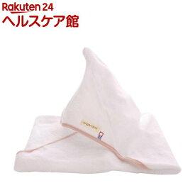 アンジェロラックス とんがりフード付きバスタオル 今治タオル (ピンク)(1コ入)【アンジェロラックス】