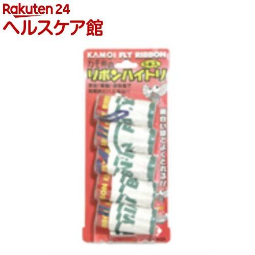 カモ井 ハエとりリボン(5本入)