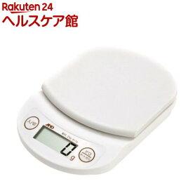 A&D ホームスケール ホワイト UH-3302W(1コ入)【A&D(エーアンドデイ)】