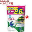 アリエール 洗濯洗剤 リビングドライジェルボール3D 詰め替え 超ジャンボ(44コ入*2コ...