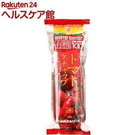 カントリーハーヴェスト 有機トマトケチャップ(ソフト)(500g)【カントリーハーヴェスト】