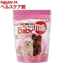 ミラクル ベビーミルク小型犬用(300g)【ミラクル】