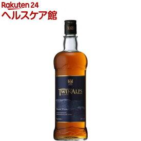 マルスウイスキー ツインアルプス 40度(750ml)【本坊酒造】