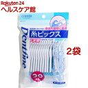 デントファイン 糸ピックス Y字型(30本入*2コセット)【デントファイン】