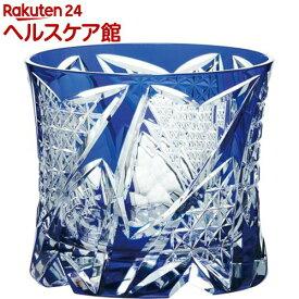 オンザロックグラス 八千代切子 光華 LS19761SULM-C741(1コ入)