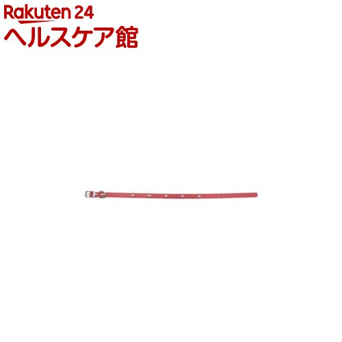 ダブルレザー カラー スター 3L 赤(1コ入)