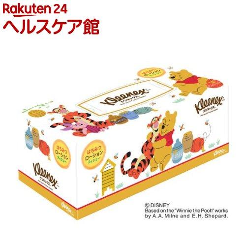 KLX ローションティシュー ディズニープー はちみつエキス(300枚(150組))【クリネックス】
