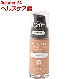 レブロン カラーステイ メイクアップ D 180 サンドベージュ(30mL)【レブロン(REVLON)】