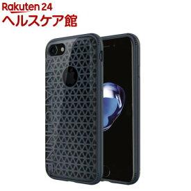 マッチナイン iPhone 8/7 スケル ネイビーブルー MN11017i7S(1コ入)【MATCHNINE(マッチナイン)】