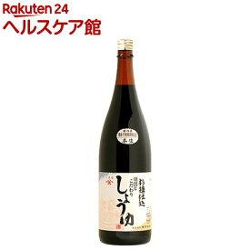 頑固本生濃口醤油(1.8L)【spts4】