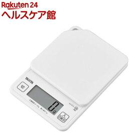 タニタ デジタルクッキングスケール ホワイト KJ-213-WH(1コ入)【タニタ(TANITA)】