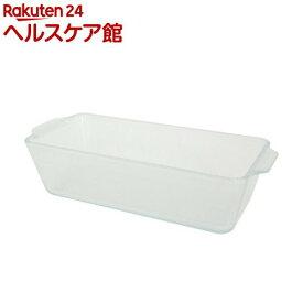 耐熱ガラス セラベイク パウンドケーキ M K-9430(1コ入)