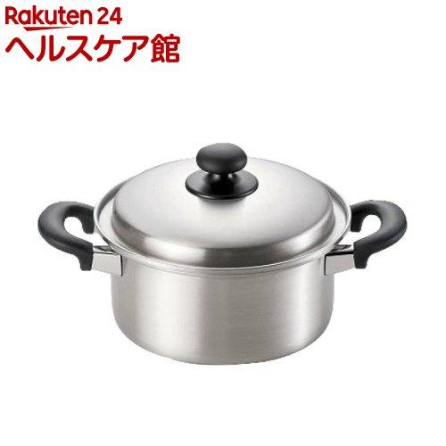燕三 両手鍋 20cm EM-8121(1コ入)【燕三】