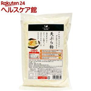 天ぷら粉 アレルゲン・グルテンフリー(250g)【辻安全食品】