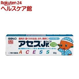 【第3類医薬品】アセスジュニア(60g)【more20】【アセス】