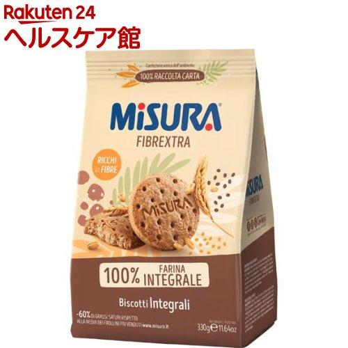 ミズーラ 全粒粉ビスケット(330g)【ミズーラ(MISURA)】