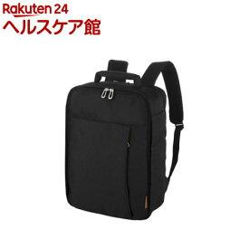 エレコム スタンダードPCバッグ バックパック ブラック BM-SN02BK(1コ)【エレコム(ELECOM)】