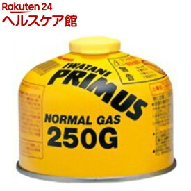 PRIMUS(プリムス) ノーマルガス(小) IP-250G(1コ入)【PRIMUS(プリムス)】