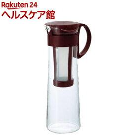 ハリオ 水出し珈琲ポット ブラウン MCPN-14CBR(1コ入)【ハリオ(HARIO)】