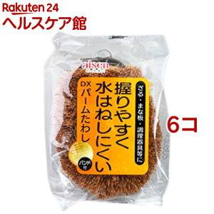 アイセン DX パーム たわし 束子 KA124(1コ入*6コセット)