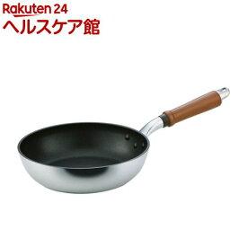 センレンキャスト フライパン 22cm A-0253(1コ入)【北陸アルミニウム】