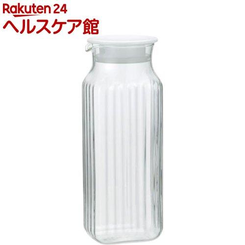イワキ 角型サーバー ホワイト K296K-W(1コ入)【イワキ(iwaki)】