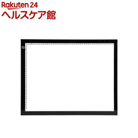 サンコー ごくうす調光USBトレース台 A3 ULEDTSA3(1セット)