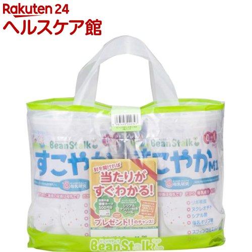 ビーンスターク すこやかM1 大缶(800g*2缶)【12_k】【ビーンスターク】【送料無料】