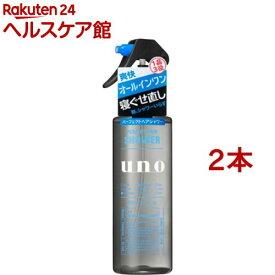 ウーノ パーフェクトヘアシャワー(250ml*2本セット)【ウーノ(uno)】