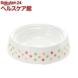 リッチェル 食べやすい キャットディッシュ S ホワイト(1コ入)【リッチェル(ペット)】