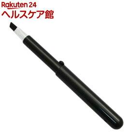 日本製 スライド アイブロウブラシ PS-02(1本入)