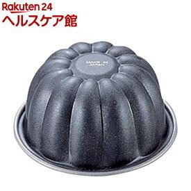 ブラックフィギュア ゼリータイプカップケーキ焼型 菊 D-033(1コ入)【ブラックフィギュア】
