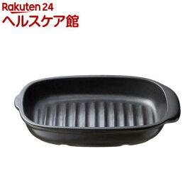 イシガキ産業 グリル名人 プレミアム陶器プレート(大) 4033(1コ入)