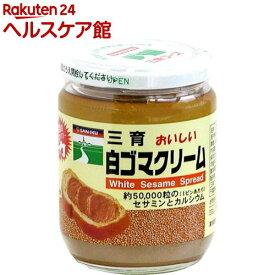 三育 白ゴマクリーム 70687(190g)