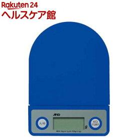 A&D デジタルホームスケール ブルー UH-3202BL(1コ入)【A&D(エーアンドデイ)】