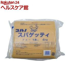 コルノ スパゲッティ ブルー 1.9mm(4kg)【pickUP】【spts2】【コルノ】[パスタ]