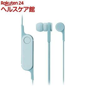 Bluetoothイヤホン FASTMUSIC bund HPC14 スマホ サックスブルー LBT-HPC14MPBU(1個)【エレコム(ELECOM)】
