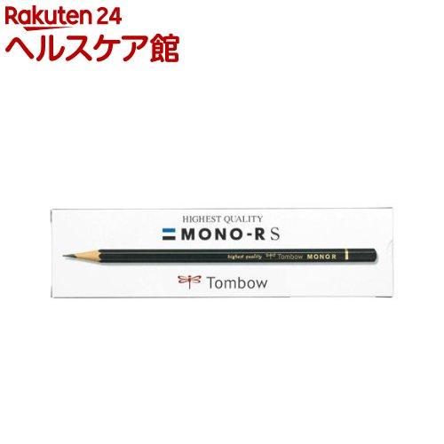 トンボ 鉛筆モノ RS B 紙箱 MONO-RSB(12本入)